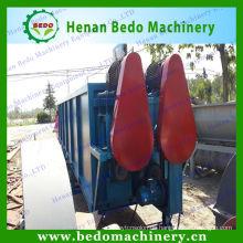 Entrindungsmaschine für Entrindungs- und Baumstämme