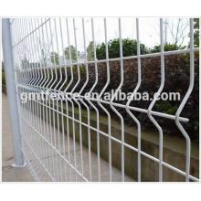 GMT Anping Herstellung verzinkte dekorative Drahtgitter billige Zaunpaneele