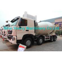 Camión mezclador de concreto 10CBM LHD HOWO A7