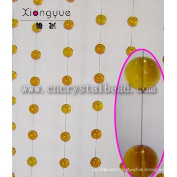 Hanging Decorative Crystal Glass Bead Door Window Curtain