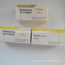 Sutura quirúrgica absorbible accesible del vicryl para la venta