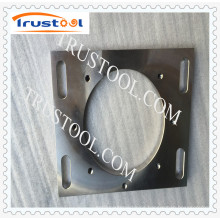 CNC Machining Aluminum Motorcycle Parts Milling Services