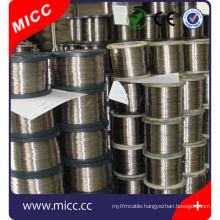 high temperature nickel-chromium Cr20Ni80 high resistance wire
