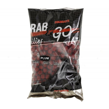 Plast Fish Baits Bag Custom Packaging