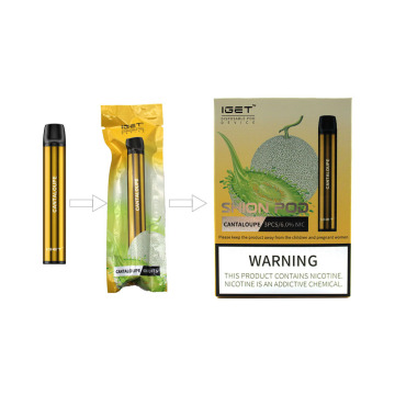 Disposable Iget Series Vape Iget Shion