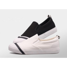 Spring Fashion Style Girls Slip- on Canvas Shoes (NF-6)