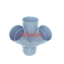 Fittings Mould Plastic Pipe Mould PPR Fittings Mould