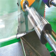 Película de lámina de PVC transparente en rollo para termoformado