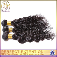 Wholesale perfect sexy blond curly virgin russian hair