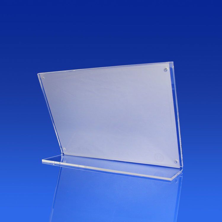 Plexiglass Stand Up Frames