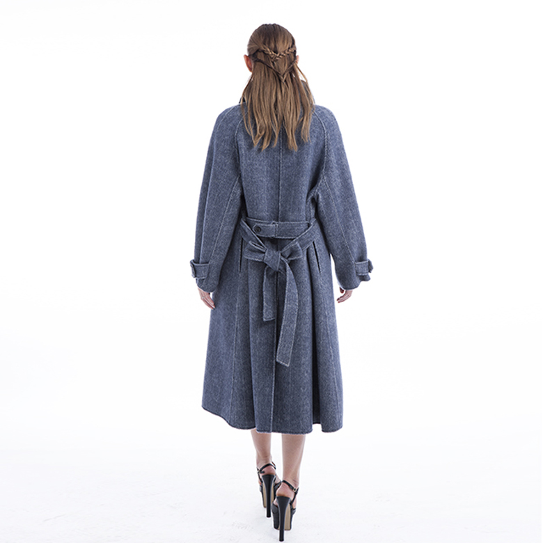 Classic Style Cashmere Winter Coat