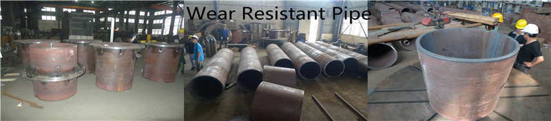 Wear Resistant Steel Piping