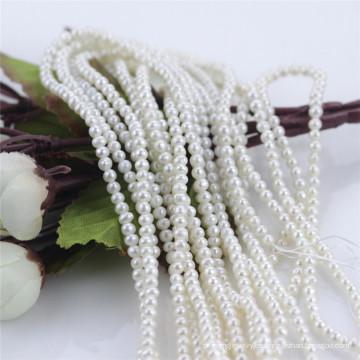Pequeña semilla de perlas de agua dulce natural de 3 mm
