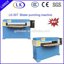 Auto-alimentation Machine de découpe de presse hydraulique pour plastique Blister Clamshell