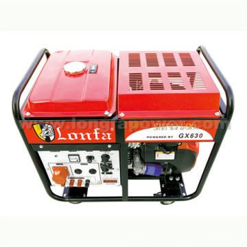 12kVA Original Honda Engine Gx630 Double Cylinder Gasoline Generator (V-TWIN)