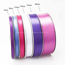 Wholesale 1 Inch 25mm Custom Logo Gift Wrapping Polyester/Satin Ribbon