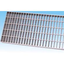 Entwässerungsabdeckung aus Stahlgitter