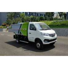 cheap Compressed electric garbage truck