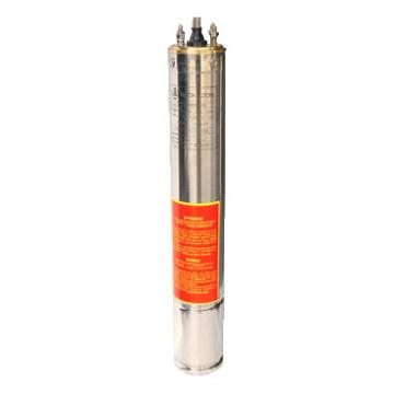 """6 """"Motor submersível de resfriamento de óleo (4HP-15HP)"""
