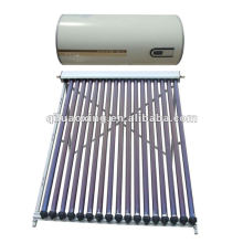 tubo de vacío dividido calentador de agua solar presurizado