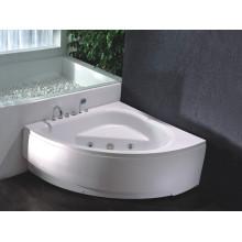 Circular Acrylic Whirlpool Bathtub (JL811)