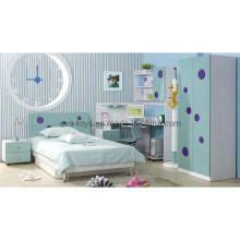 Wooden Bedroom Furnitures (WJ277359)