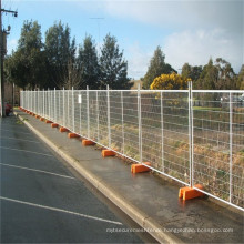 high quality strong temporary fence brace / construction site temporary fence