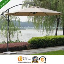 2.7m Garden Banana Cantilever Umbrella for Outdoor Furniture (CAN-0027S)