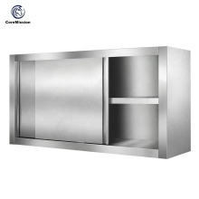 304 armoire de cuisine de restaurant commercial à suspendre au mur