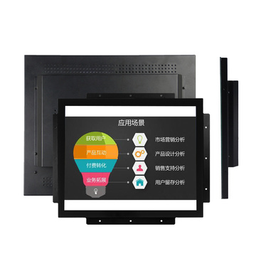 19 industrieller Touchscreen-Monitor