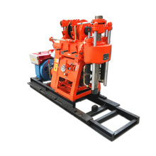 15HP Diesel Type Hydraulic Water Well Drilling Rig Machine for Geophysical Exploration