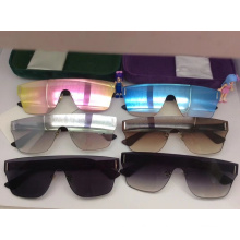 Goggle Солнцезащитные очки без оправы Модные аксессуары оптом