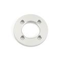 Round Plate Flange ODM OEM Turned Steel Iron