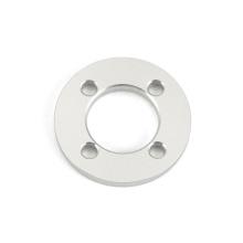 OEM de la bride de la plaque ronde en acier tourné Iron Iron