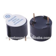Zumbador electromagnético activo dia. 12mm con la echada 9.5mm zumbador de la alarma 5V