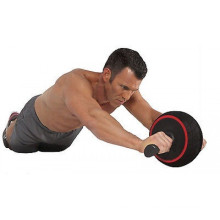 Ab Wheel with Resistance Band