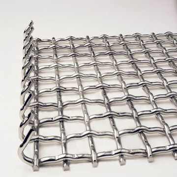 Hot Sale steel crimped wire mesh rolls
