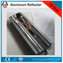 Fluorescent light diffusers reflector