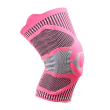 Sports Protection 3D Knitted Basketball Knee Pads Knee Brace