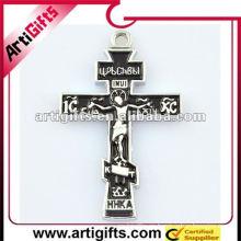 venta caliente negro colgante cruz