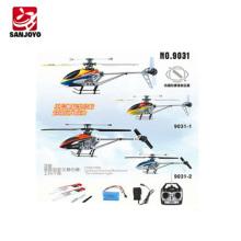 Helicópteros 9031-1 de juguete para adulto 3.5 canales de control remoto de una sola cuchilla