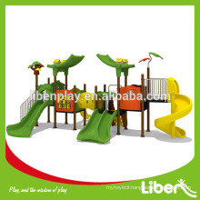 Nice and Cheap Plastic School Playground Fun for Kids LE.LL.011
