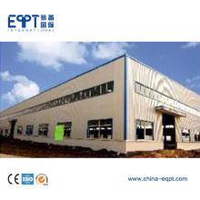 Entrepôt de structure en acier personnalisé de haute qualité
