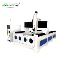 2017 hot sale heavy table 4 axis cnc atc router