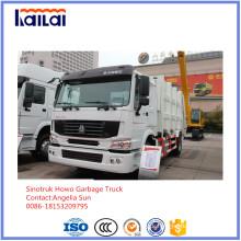 Sinotruk Garbage Truck HOWO Made in China