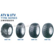 ATV tyre manufacture wholesale DOT 25*10-12 21*7.00-10