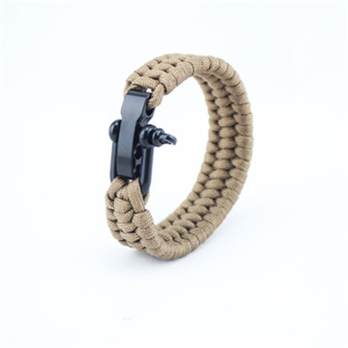 U Shape Shackle Bracelet