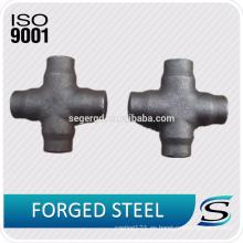 Junta universal de acero de aleación certificada ISO 9001 para cargador de ruedas