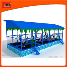 Nouvelle tente de trampoline pliante de mine CE approuvée