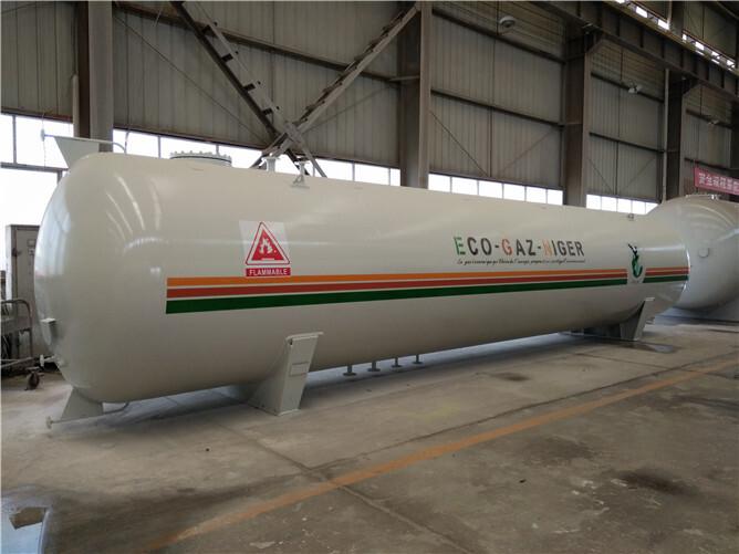 Propane Bulk Storage Tank
